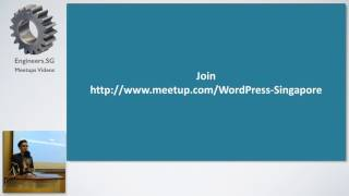 Build A Website With WordPress - Part 04: WordPress Singapore - PHP Women Asia