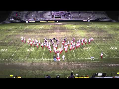 2013 Sensational Sounds - St. Henry Marching Redskins