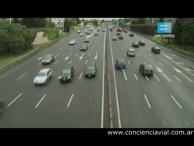 Ser Vial (Programa 3): Automovilistas