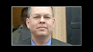 US pastor Andrew Brunson denies terrorism charges in Turkey