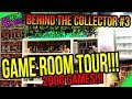 Game Room Tour - Matthias - Behind The Collector