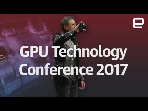 NVIDIA's GPU Technology Conference in under 13 minutes