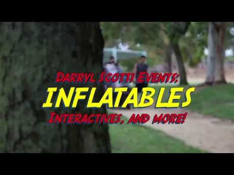 Inflatables, Interactives, and MORE!