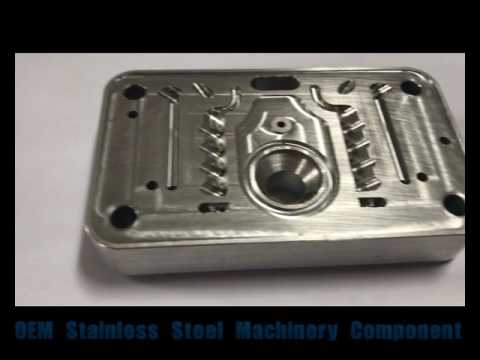 weser qingdao CNC machining parts