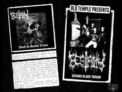 Bestiality -  Blood Red Like Sodomy thumbnail