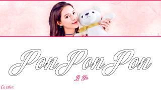 ● PonPonPon ● Li Ya (Chi/Pinyin/Eng)