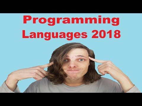 Top 10 Programming Languages to Learn in 2018