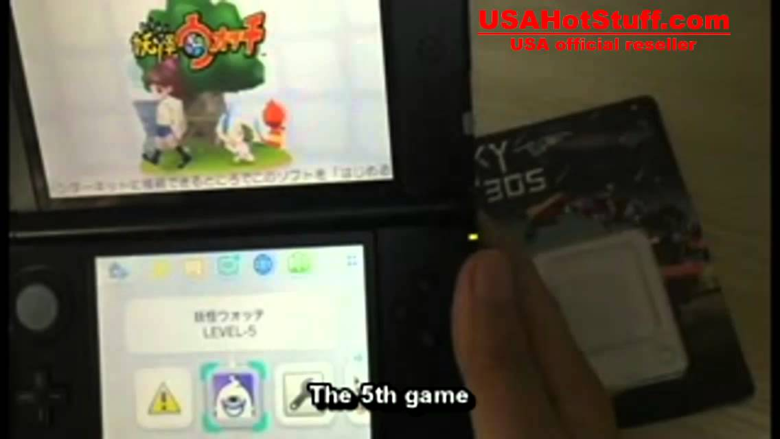 No game limit review] sky3ds the first 3ds card compatible with.