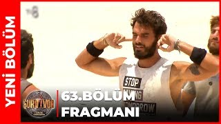 Survivor 63. Bölüm Fragmanı   ATAKAN - HİKMET KRİZİ!