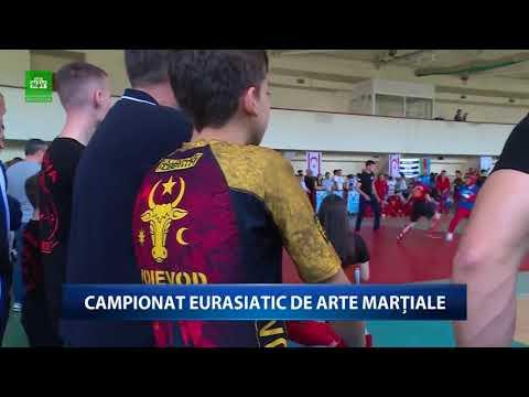 NTV Moldova   Campionatul Euro-Asiatic Voievod - 2018