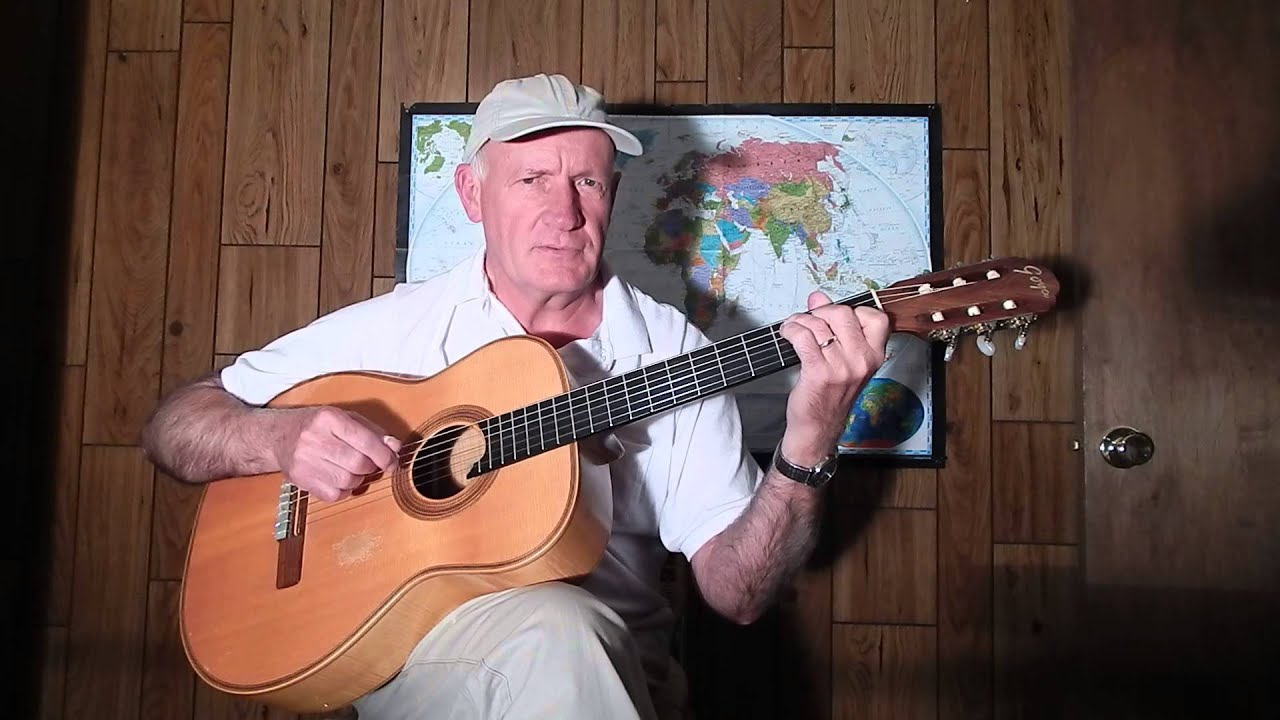 Waynes Guitar Lessons Onward Christian Soldiers Lesson 1 Youtube