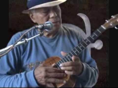 Baritone Ukulele Hawaiian Slack Key Style