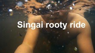 Singai rooty MTB ride