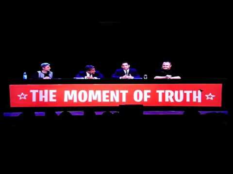 The Moment of Truth With Julian Assange, Glenn Greenwald & Edward Snowden