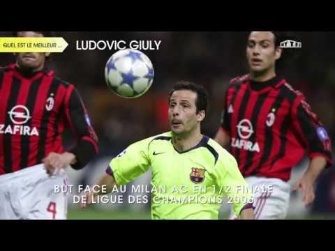 Ludovic Giuly : le meilleur de sa carrière