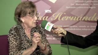 Con el Templete a Rastro - Elsa Hernández (Poetisa) -T06x12