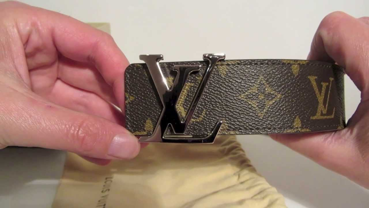 198feec5b35 Is LV worth the money  Louis Vuitton Belt   Wallet after 1 year - YouTube