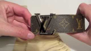 Is LV worth the money? Louis Vuitton Belt & Wallet after 1 year