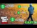 ,000,000 Every 5 Mins In GTA 5 Online Unlimited Money Glitch (PS4/XBOX/PC)