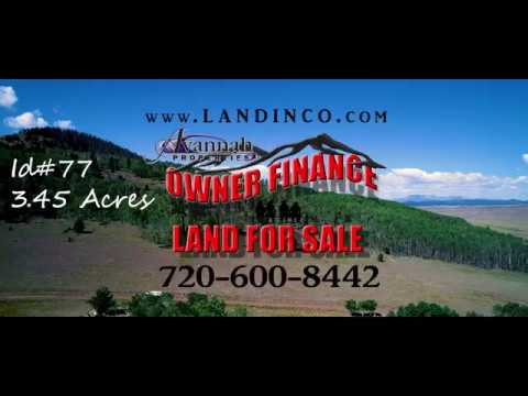 For Sale By Owner Colorado >> 77 3 45 Acres Park County Colorado Owner Finance Land For Sale By Owner