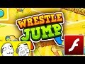 Let's Play Flash Games - Wrestle Jump