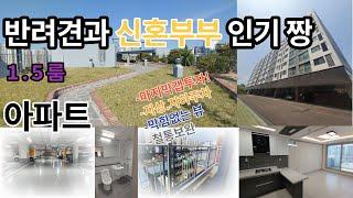 송내동 SJ성진힐스아파트 1 .5룸 갭투자 추천아파트