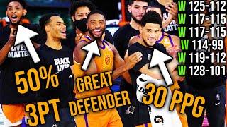 How The Phoenix Suns Have Become THE Surprise NBA Bubble Team