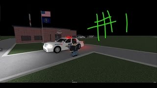 ROBLOX   Indiana State Patrol!   Action Packed Patrol!