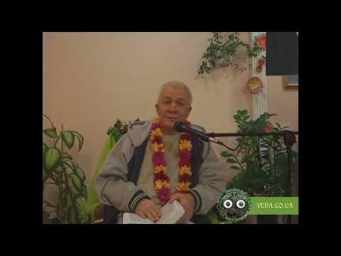 Бхагавад Гита 13.55 - Чайтанья Чандра Чаран прабху