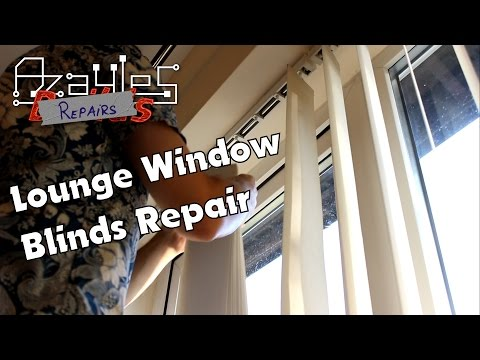 Window Blinds Repair