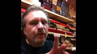 Cigar Porn In The Walk-in-humidor!