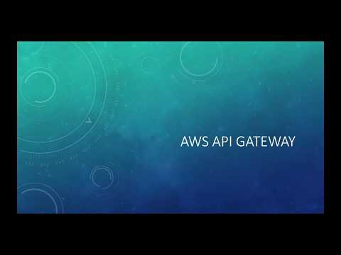 Building APIs with AWS API Gateway Tutorial thumbnail