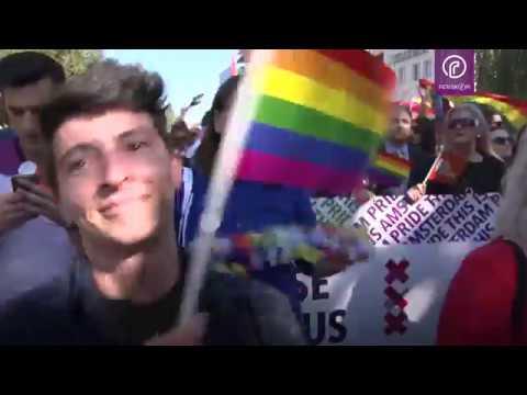Me moton 'Në emër të lirisë' mbahet parada e Komunitetit LGBTI