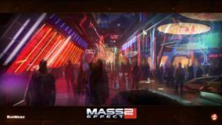 Mass Effect 2 Omega Lower Afterlife music (Jesse Allen - Techno Madness)