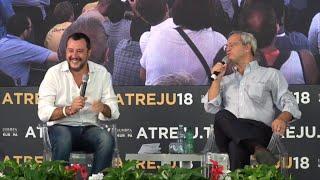 Caso Casalino, Salvini: