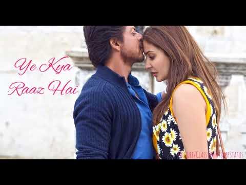 Chehra Kyun Milta Tera | Hawayein Song | Arijit Singh | Classy Whatsapp Status