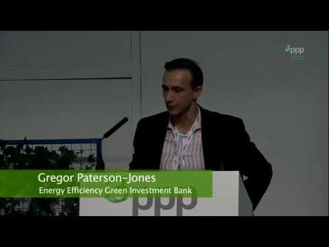Gregor Paterson-Jones, Managing Director – Energy Efficiency for the Green Investment Bank (GIB)
