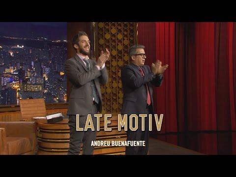 LATE MOTIV - David Broncano Vacaciones con BroncAndreu  LateMotiv219
