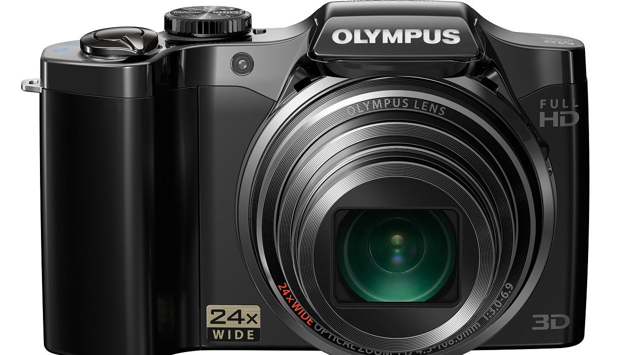 Download Olympus SZ-31MR Review