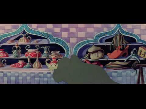 The Thief and the Cobbler (1/10): The Golden City