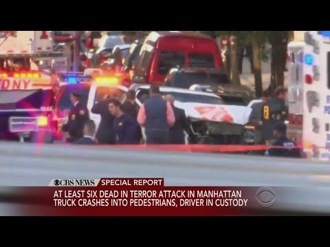 Special Report: 6 Dead After 'Deliberate' Attack In New York City