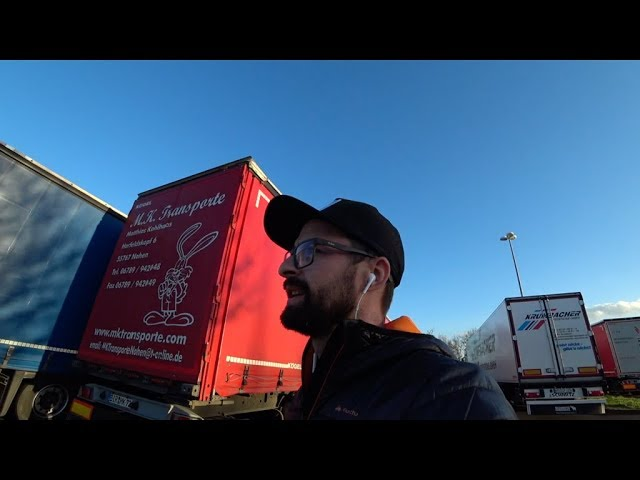 Ciężarówką po Europie | Tkaczykowski