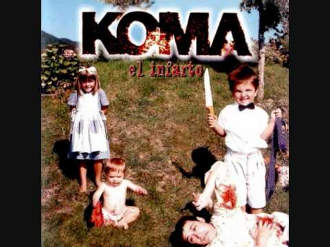 Koma - Mi jefe (HQ)