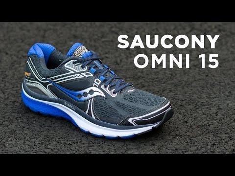 Saucony Omni 15 SKU:8704519 YouTube