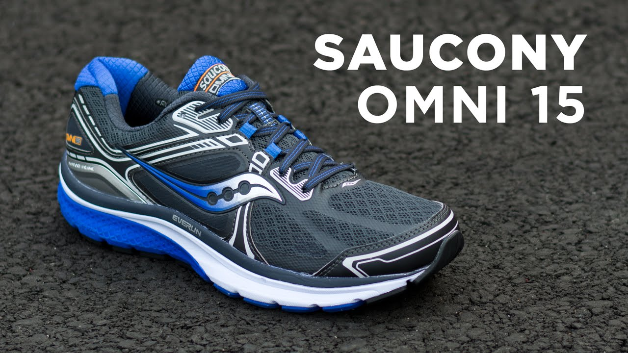 Saucony Omni 15 Preview