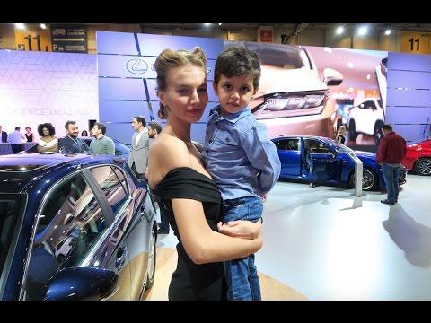 istanbul Autoshow 2017 Aston Martin Mercedes Benz smart Toyota Lexus Selim Anamur