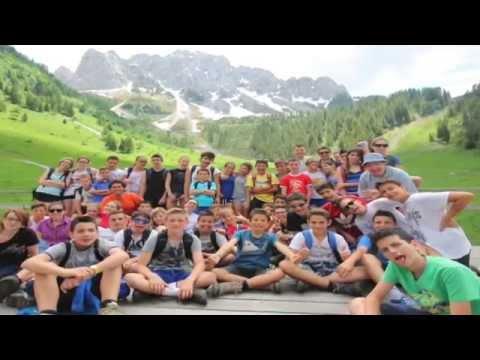 Campi Schilpario 2014 - 1° e 2° media