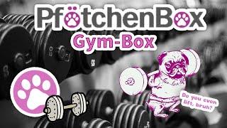 PFÖTCHENBOX mit großer Enttäuschung | Gym-Box April 2016 | Unboxing