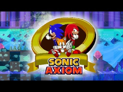 Sonic Axiom - Walkthrough
