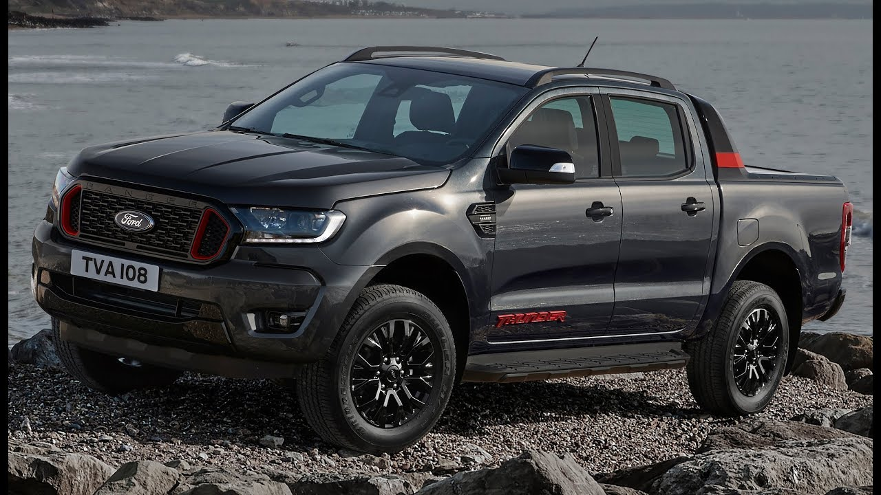 2020 ford ranger thunder - new limited edition with a